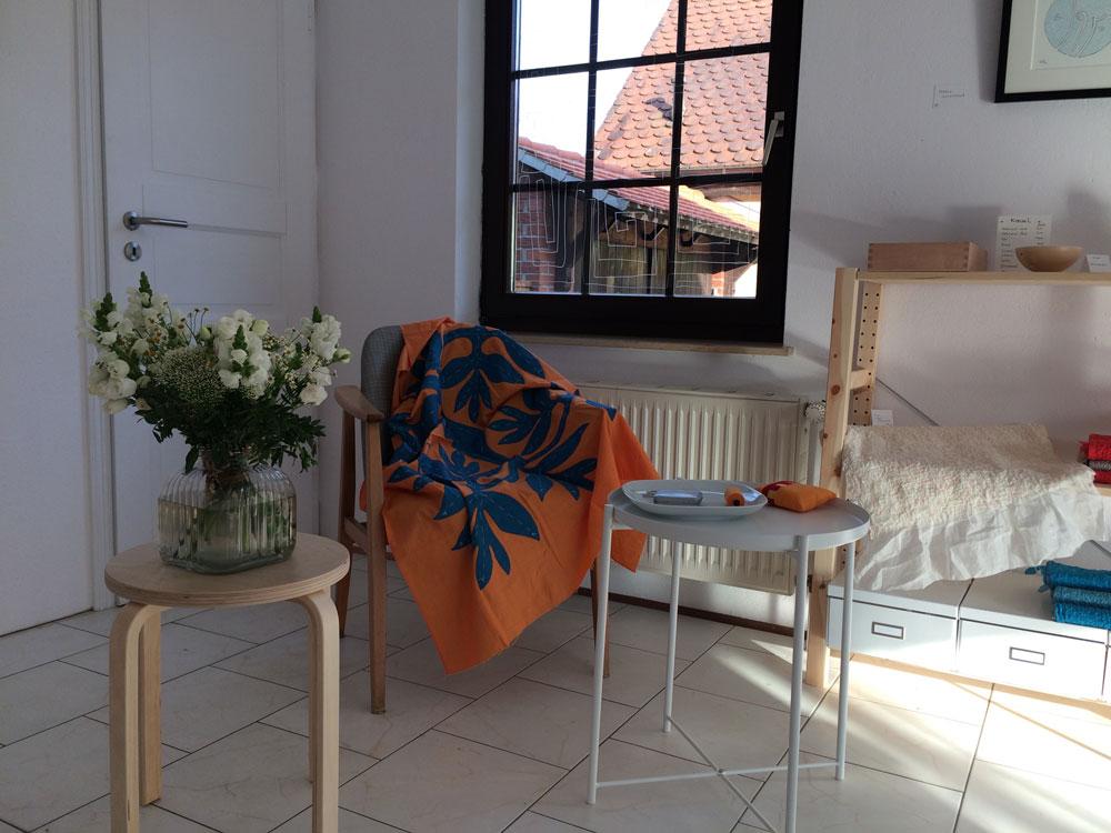 Atelier und Galerie Impressionen